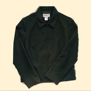 VINTAGE Pendleton Green Jacket